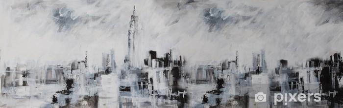 Papier peint vinyle New yorkais - Paysages urbains