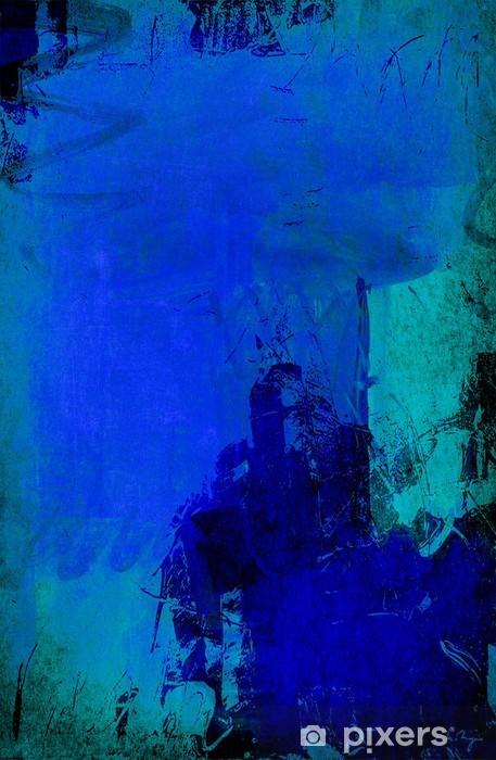 Fototapeta winylowa Głównym niebieski mieszana - Przeznaczenia