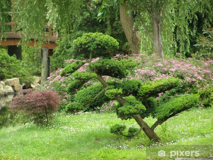 Carta Da Parati Giardino Giapponese Pixers Viviamo Per Il