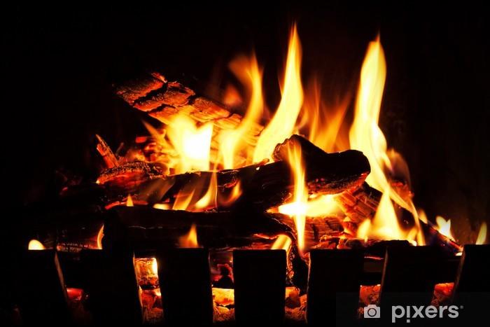 Fototapeta winylowa Otworzyć ogień - Tematy