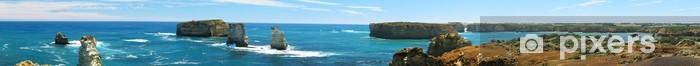 Sticker Pixerstick Panorama côte de l'Australie - Océanie