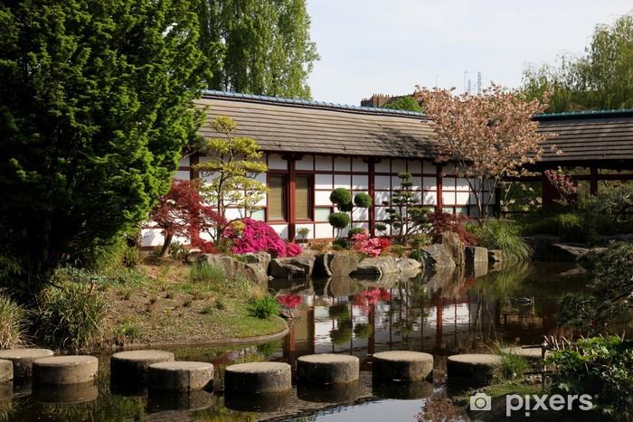 Fototapeta winylowa Ogród japoński - Wakacje