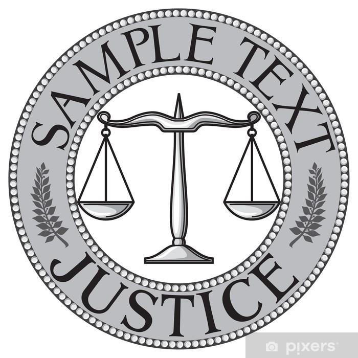 Carta Da Parati Bilancia Della Giustizia Sigillo Simbolo Pixers