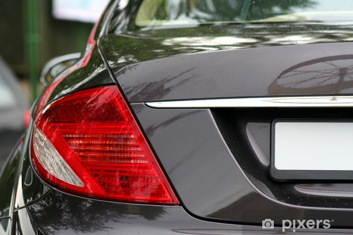 Vinyl Fotobehang Mercedes benz cl - Thema's