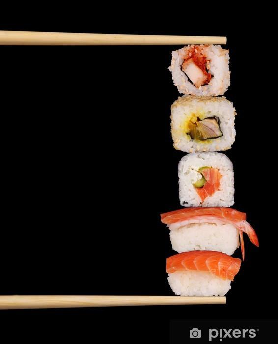 Papier peint vinyle Sushi Maxi - Sushi
