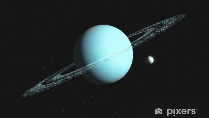 Papier peint vinyle Planète 3D - Planètes