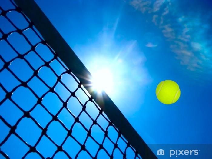 Papier peint vinyle Notion de tennis - Tennis