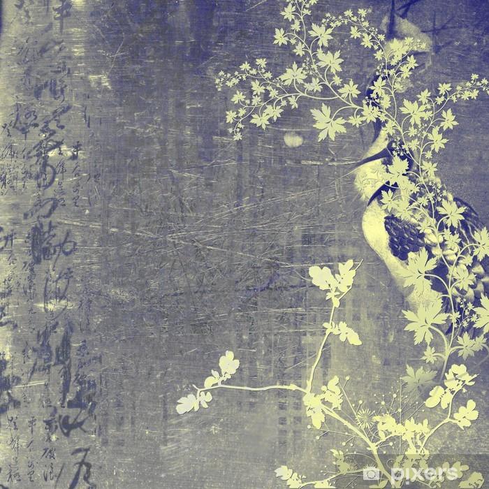 Plakat w ramie Oriental Tło - Style