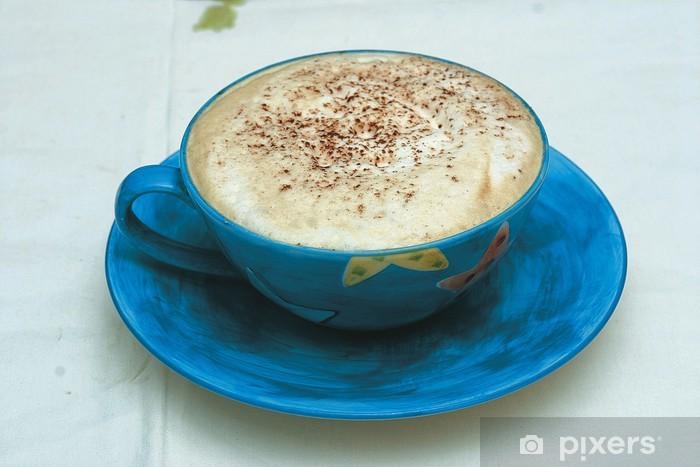 Naklejka Pixerstick Cafe latte - Przeznaczenia