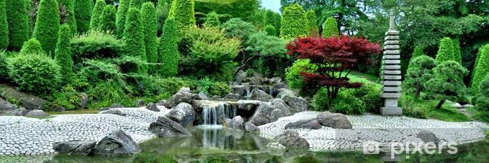 Fotomural Estándar Jardín Japonés - Temas