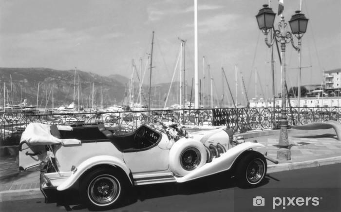 Fototapet av Vinyl Excalibur - Mercedes