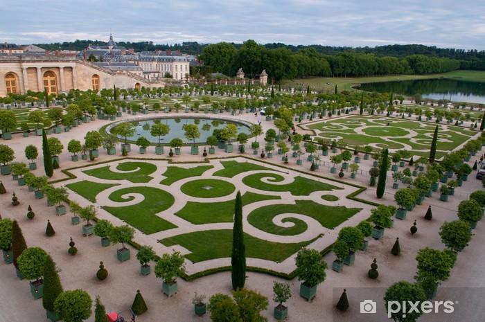 Fotobehang Tuinen Van Versailles Pixers We Leven Om Te Veranderen