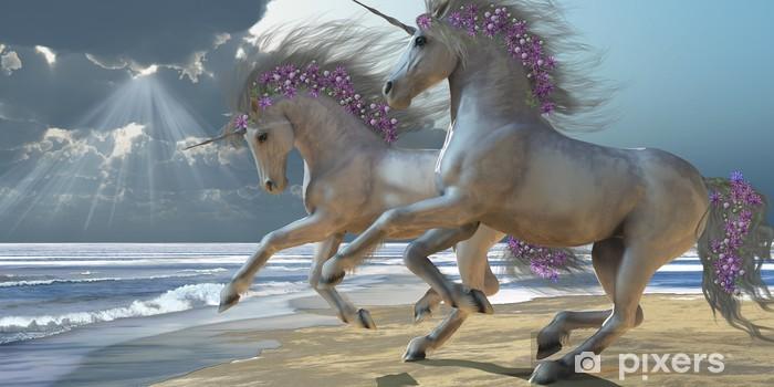 Pixerstick Dekor Playing Unicorns Del 2 - Teman
