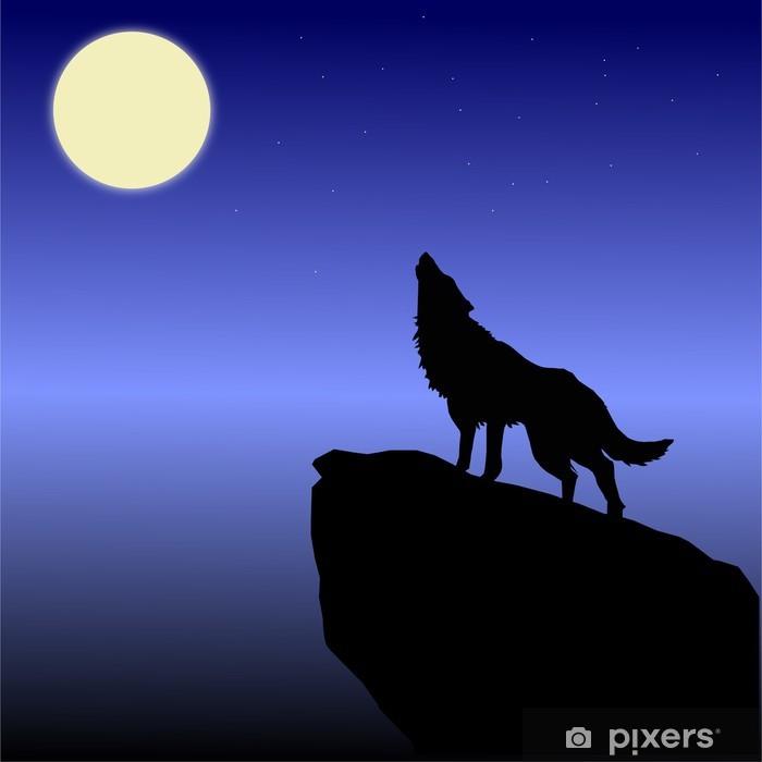 Poster Die Wolf heult auf dem Mond - Themen
