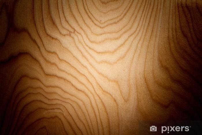 Naklejka Pixerstick Wood panel background - Tematy