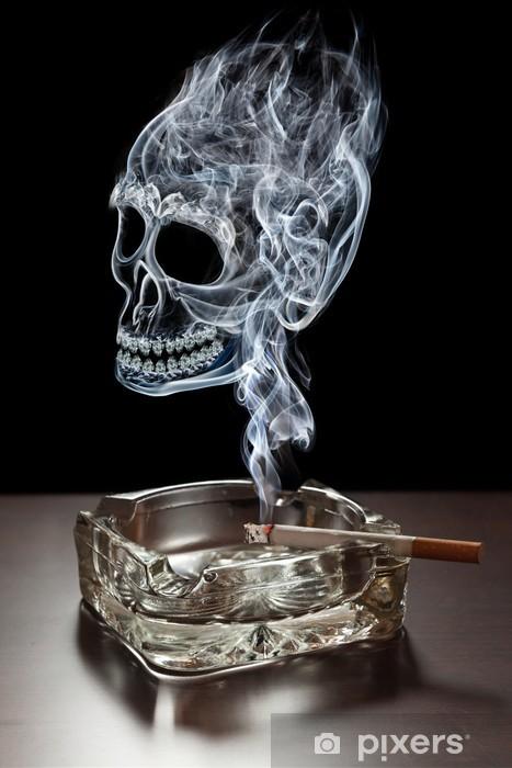 Nálepka Pixerstick Smrtící kouření - Témata