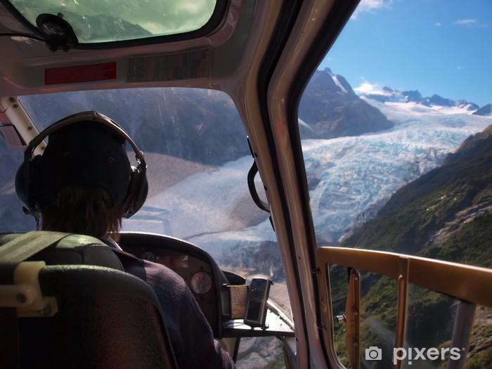 Naklejka Pixerstick Pilot helikoptera - Oceania