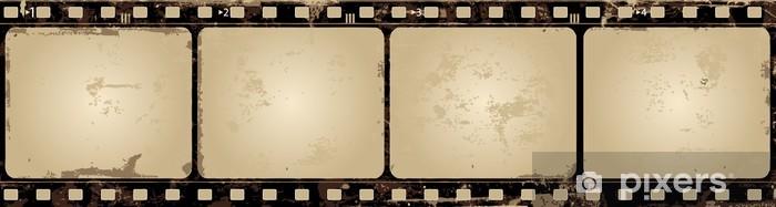 Papier peint vinyle Grunge film frame Vector - Arrière plans