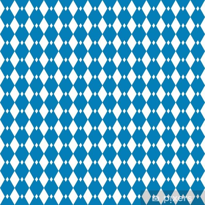 Seamless pattern Pixerstick Sticker - Abstract
