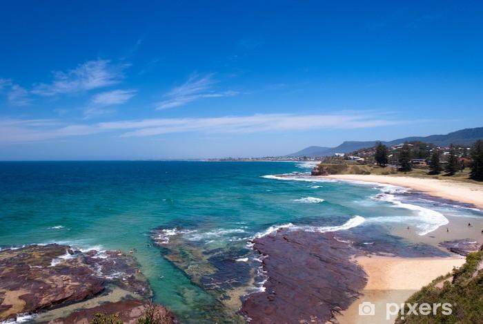 Fototapeta winylowa Wollongong Beach (Sydney, Australia) - Tematy