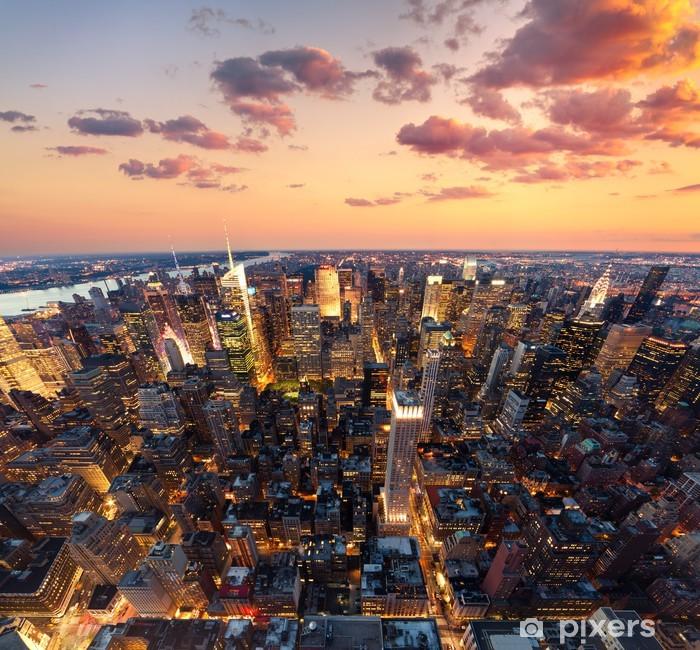 Fototapeta winylowa Nowy Jork -