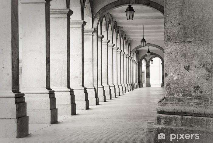Pixerstick Sticker Braga arcades - Monumenten