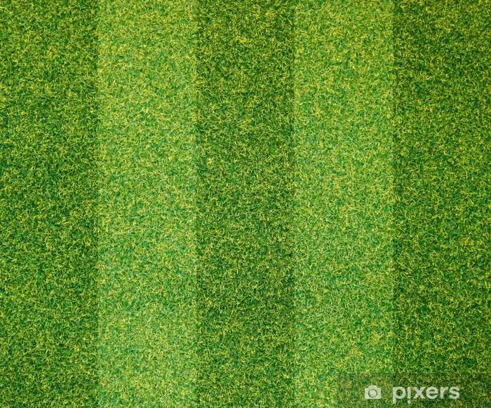 Fototapeta winylowa Sztuczna trawa w tle - Tła