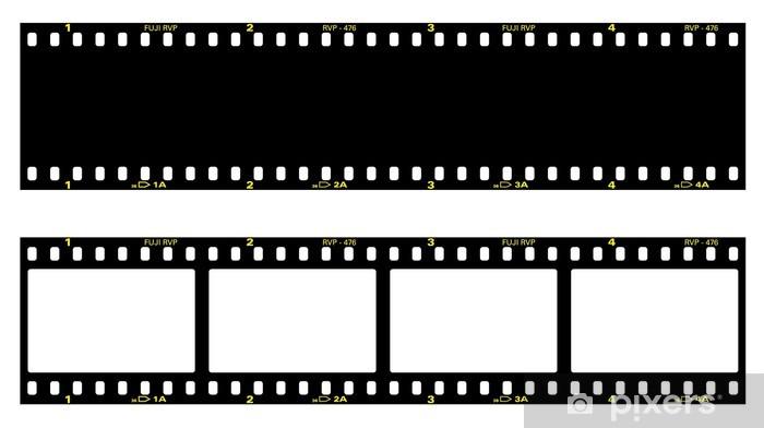 Fototapeta winylowa Film negatywny Filmstreifen - Sztuka i twórczość