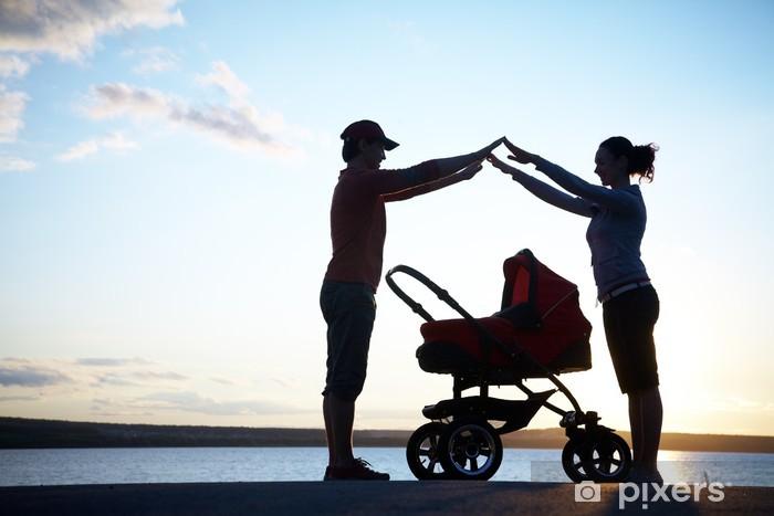 Pixerstick Dekor Föräldrars säkerhet - Helgdagar