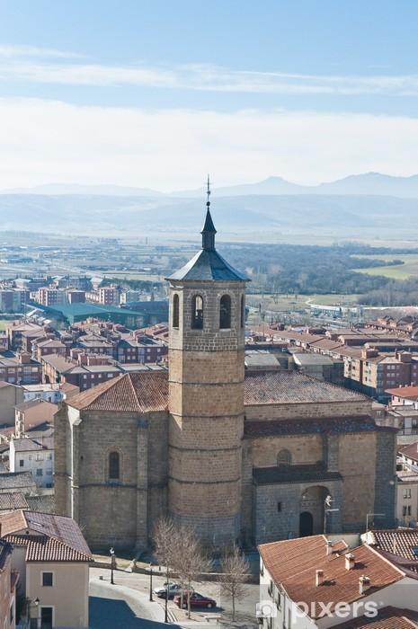Papier peint vinyle Notre-Dame de Grace Couvent à Avila, Espagne - Europe