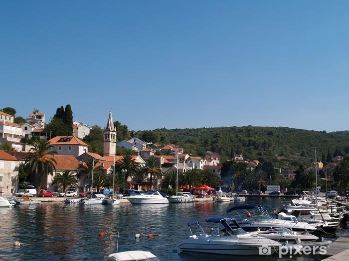 Nálepka Pixerstick Splitska, Brac icland, Chorvatsko - Témata