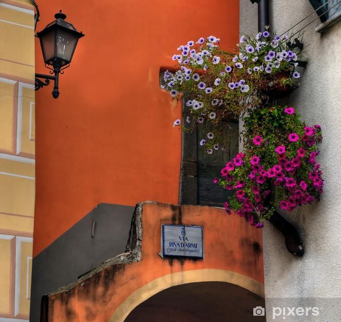 Fototapeta winylowa Spojrzenie na Brugnato przyprawy - Europa