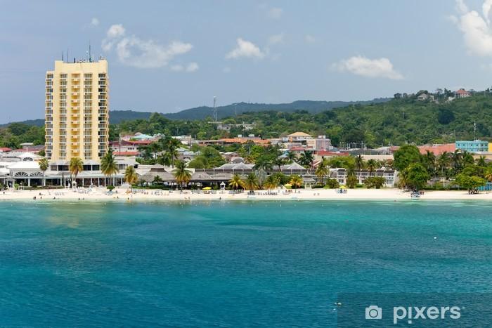 Papier peint vinyle Destination de vacances à Ocho Rios, Jamaïque - Amérique