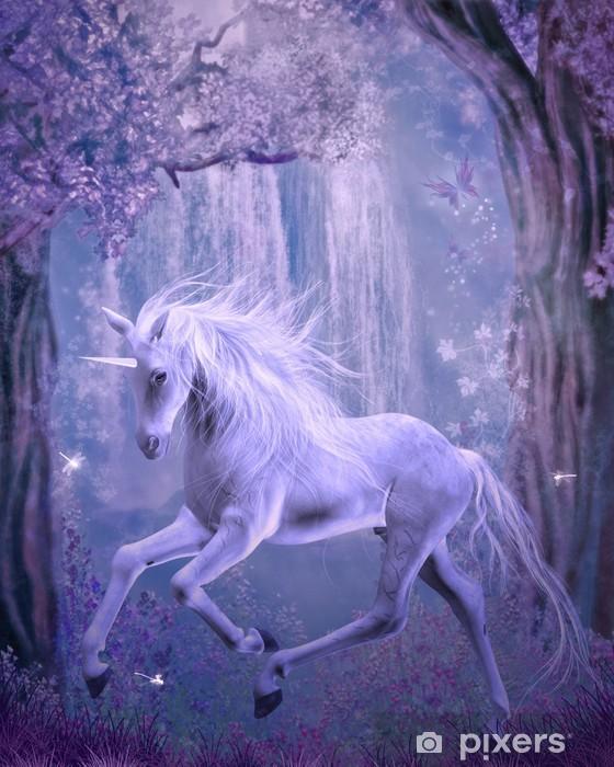 Fototapeta winylowa Last Unicorn - Tematy