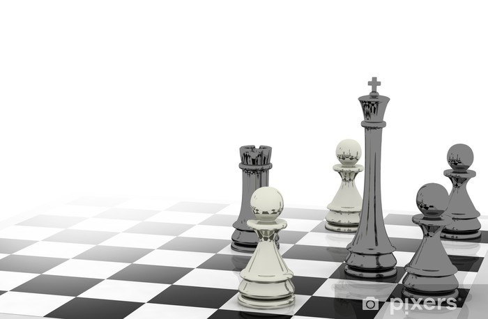 3d Chess Background Wall Mural Pixers 174 We Live To Change