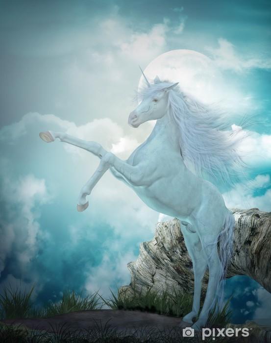 last unicorn Laptop Sticker -