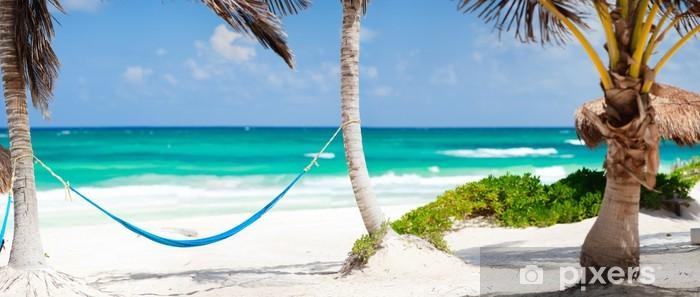 Pixerstick Sticker Caribische kust - Thema's
