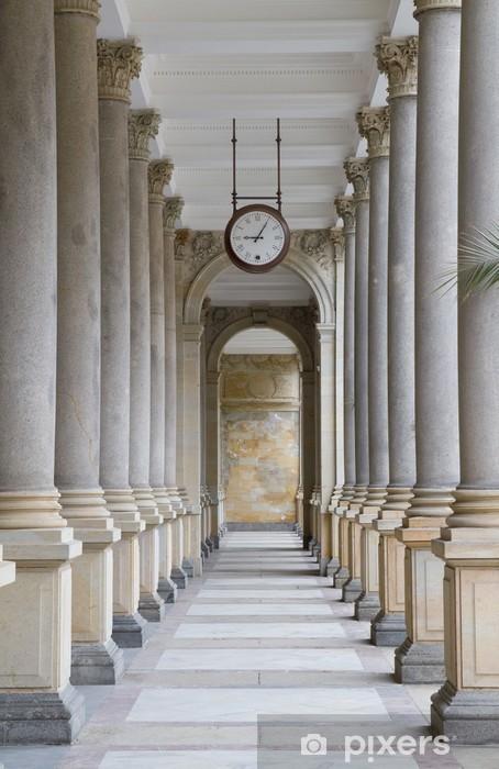 Fotomural Estándar Columnata de Karlovy Vary - Praga