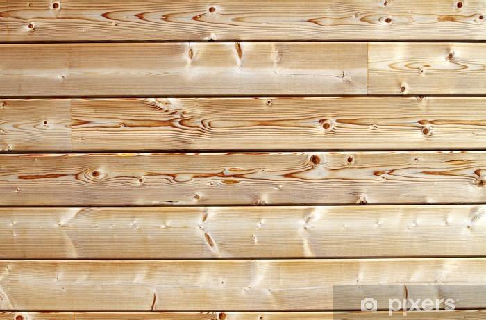 Papier Peint Mur De Chalet En Madriers De Bois Blanc Pixers