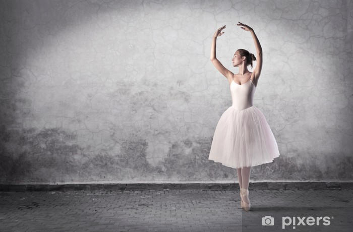 Fototapeta winylowa Taniec - Tematy