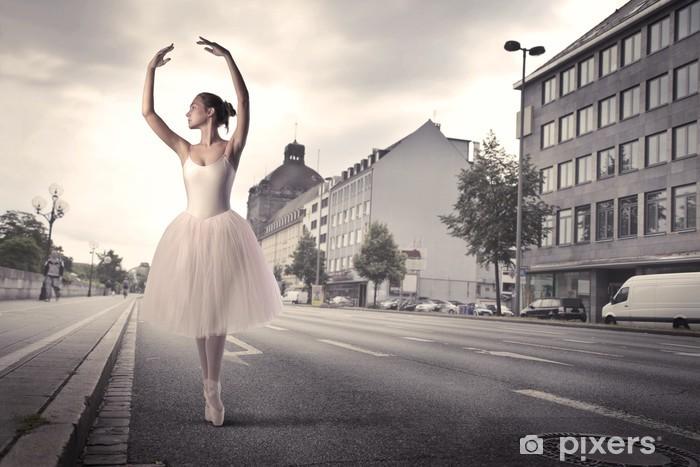 Fototapeta winylowa Tancerz - Tematy
