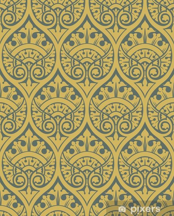 Papier Peint Classique Seamless Pattern