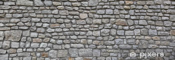 Fotomural Estándar Serie de la textura: piedra pared - iStaging