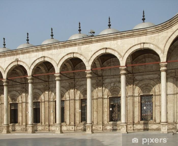 Papier peint vinyle L'intérieur de la mosquée de Muhammad Ali - Afrique