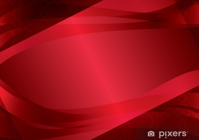 Carta Da Parati Vettoriale Sfondo Rosso Astratto Con Gradiente