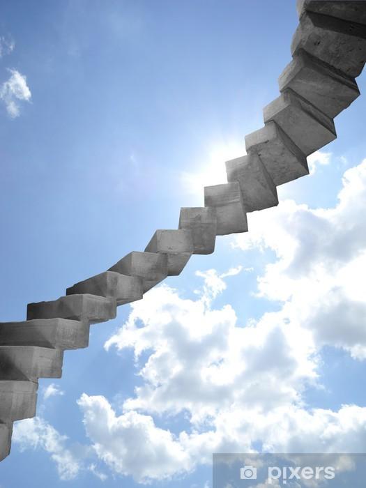Vinylová fototapeta Stairway to Heaven - Vinylová fototapeta