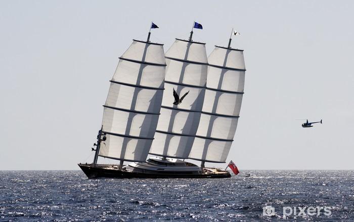 Nálepka Pixerstick Maltézský sokol - Prázdniny