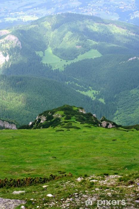 Sticker Pixerstick Tatras - Montagne