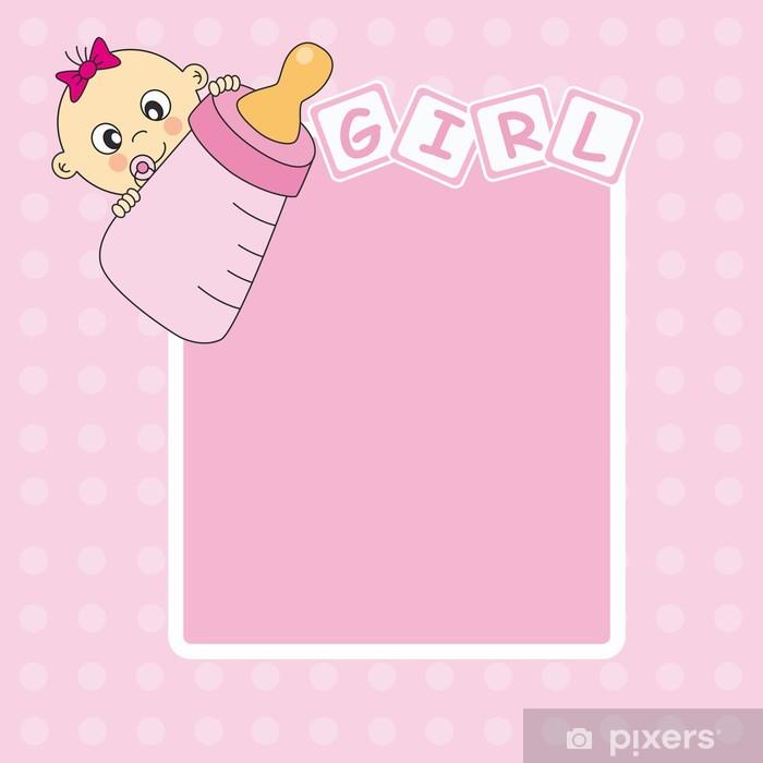 Plakat Marco dziewczynka - Świętowanie
