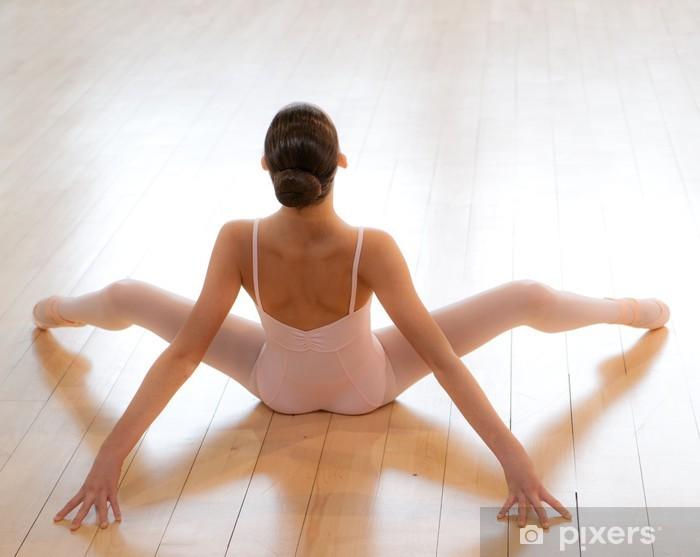 Naklejka Pixerstick Tancerz klasyczny - Kobiety